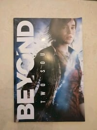 Livre promo beyond two soul collector Cabestany, 66330