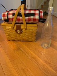 Picnic Basket, blanket, & glass  Fairfax, 22031