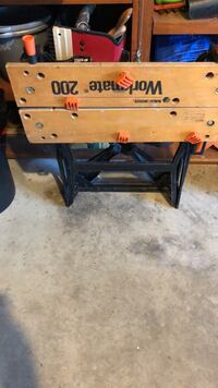 Bench workmate 200 black and decker