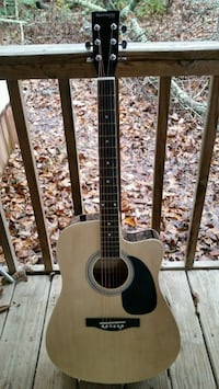 Brand New full size steel string acoustic/electric