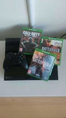 Xbox one bytte ps4