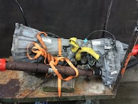 Transfer case awd  2004 caddy Escalade San Jose, 95116