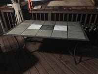 Patio Table with 6 Chairs Edmonton