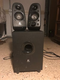 Logitech Wired Speaker with Subwoofer  San Diego, 92130