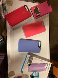 IPhone 6, 7, &/or 8 plus phone cases Oklahoma City, 73159