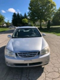 2004 Kia Spectra Milwaukee