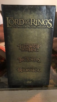 Book --  Lord of the Rings The Motion Picture Trilogy Germantown, 20876