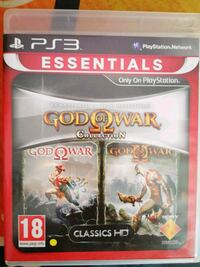 God of war collection 1 ve 2 hd ps3 oyun Kavacık Mahallesi, 34810