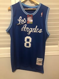 blue and white Adidas Los Angeles Dodgers jersey Mississauga, L5M 1K8