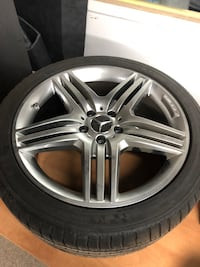 Mercedes-Benz Tires 255/40Z/R19 Vaughan