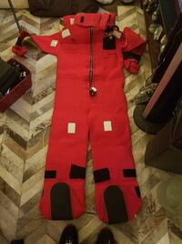 Safety suit have several brand new in package must see Los Angeles, 90044