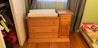 Changing table dresser Hyattsville, 20783