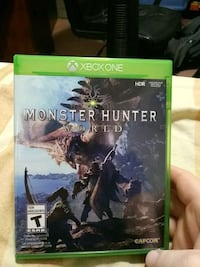 Monster Hunter World for Xbox One Lower Sackville, B4C 4E4
