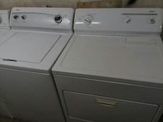#1688 Kenmore heavy duty washer and dryer