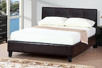 (4th of July Clearance) Queen Bed W/ Slats  Fresno