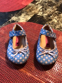 Pair of blue-and-pink shoes McAllen, 78501