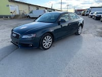2010 Audi A4  AWD,LOW LOW KM's,Clean Carproof,NO Accidents.Certified, TORONTO