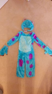 Sully costume from Monsters Inc 3T-4T West Chester, 19382