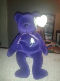 1997 rare beanie baby princess dianna worth alot Cottondale, 35201