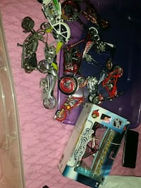 Motorcycle collections $20