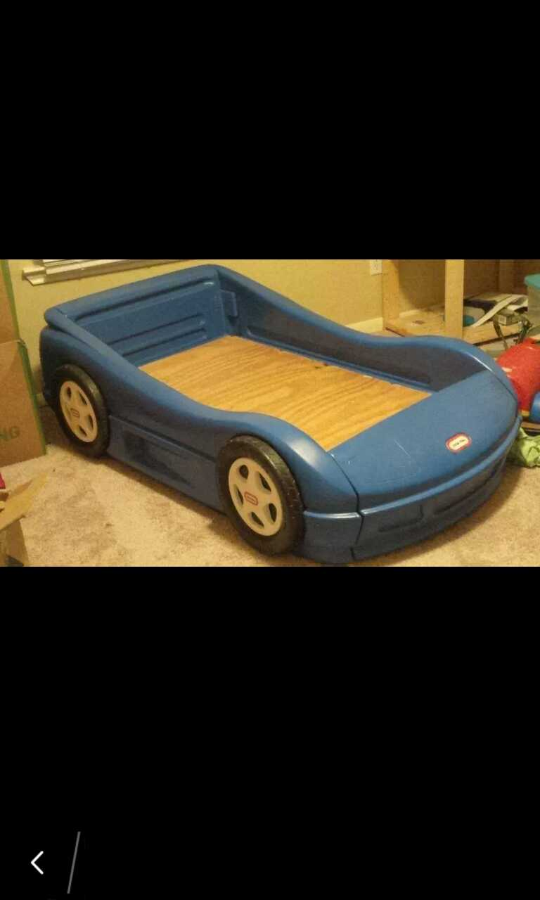 Used Race Car Bed In Magnolia