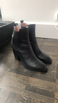 Zara fall boots size 39 new