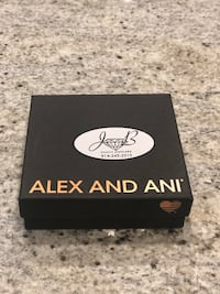 ALEX AND ANI new, never worn, still in box 2018 graduation bracelet with charms. Mahopac, 10541