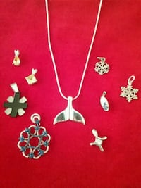 Any charm with 18or19 or 20 inch necklace Greer, 29651