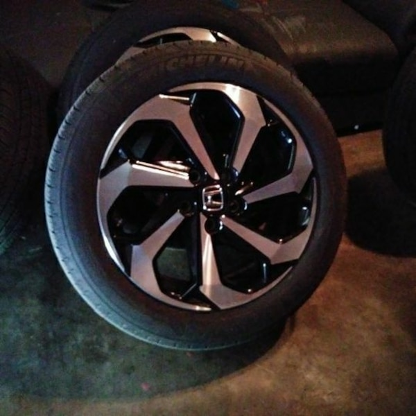 Honda Factory Rims >> Honda Factory Rims