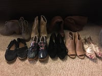 Lot of women's shoes 7-71/2 Woodbridge, 22192