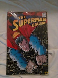DC The Superman Gallery comic book Jersey City, 07304