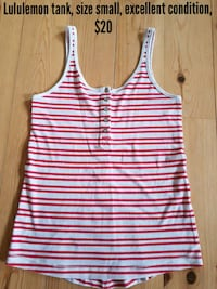 Lululemon tank - small Port Severn, L0K 1S0