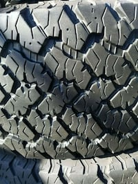 4fullset general 275/65R18 Arlington, 22204