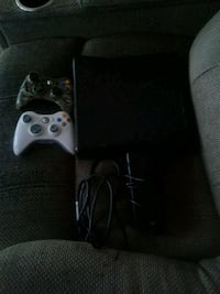 black Xbox 360 console with controller Anchorage, 99567