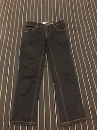 GARAGE High Waisted Crop Jeans  Markham, L3R