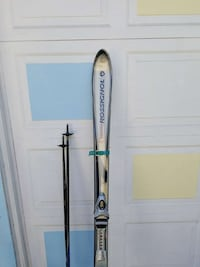 Rossignol Cut 10.6 Skies with Axitec mounts Los Angeles, 90035