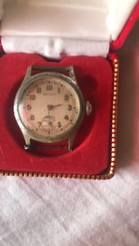 Very rare bulla wind up watch Orchard Hills, 21742