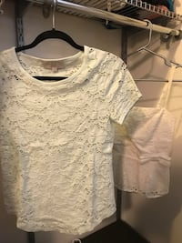 Lace top xs Sudbury, P3E 0A1