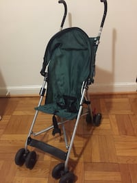 Dark Green Umbrella Stroller