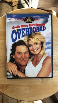 Overboard DVD Movie