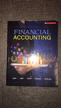 Financial accounting book for first year Laurier students Waterloo, N2J 2Z1