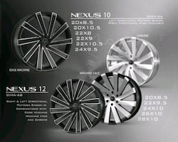 Gima wheels: no credit check/only $40 down payment
