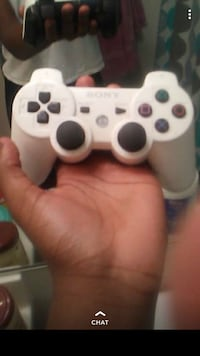 PlayStation 3 controller white Dumfries, 22026
