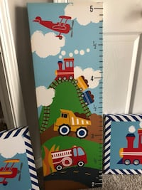 Baby/kid wall decor Kennesaw