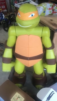 Michael angelo from TMNT toy Palm Bay, 32907