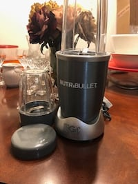 Nutribullet For Sale $25 Burtonsville