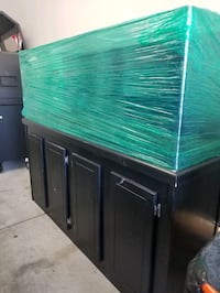 135g Custom Clear For Life acrylic tank w/ stand North Las Vegas, 89031