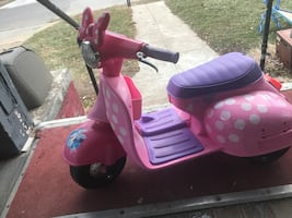 Minnie Mouse Scooter