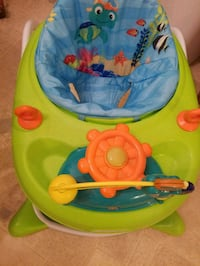 baby's green and blue walker Socorro, 79927