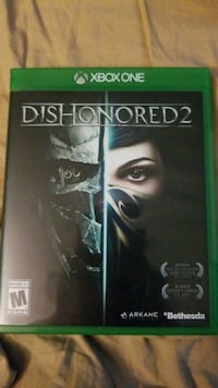 Dishonored 2 Xbox One game Sparks, 89436